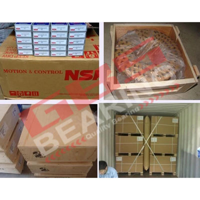 NSK N316 Bearing Packaging picture